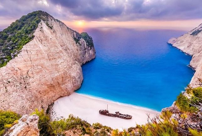 Playa Navagio Beach