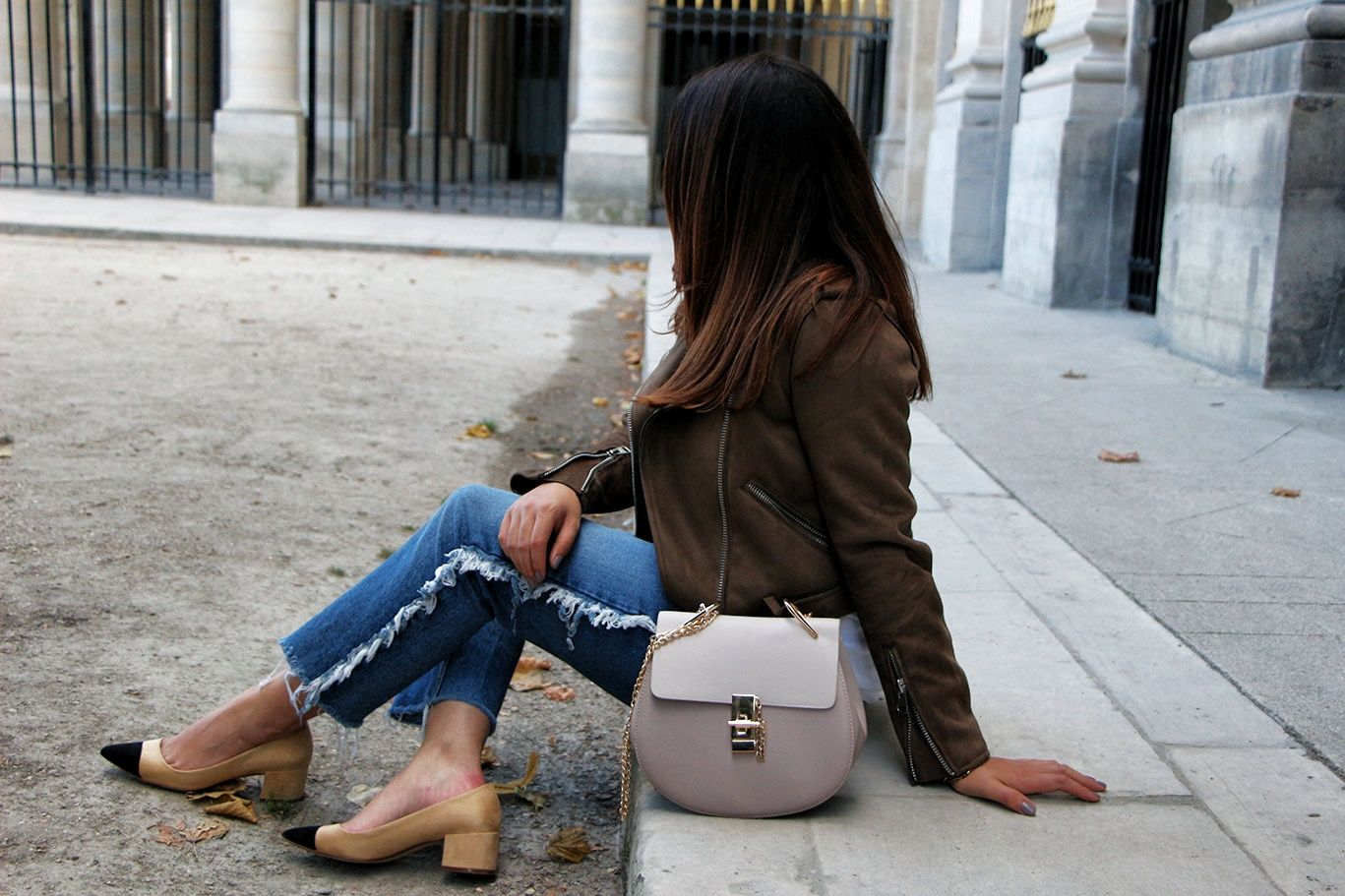 perfecto zara, brownie, zara, perfecto femme, perfecto-femme, sheinside, inspi chloe drew, chloe, pull and bear, chaussures, chanel, ceinture pull and bear