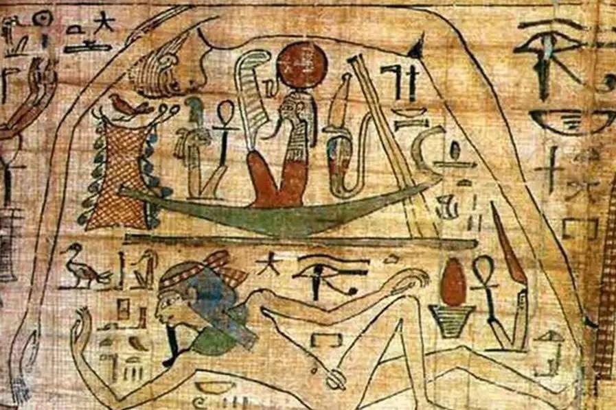 Os egípcios já possuíam seu modo de identificar se uma mulher estava grávida e até de identificar o sexo do bebê! http://petitandy.com