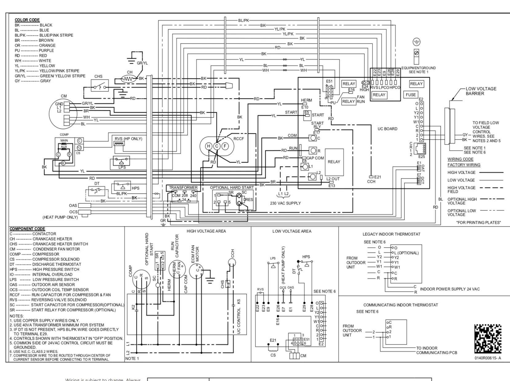 Goodman Compressor Wiring Diagram