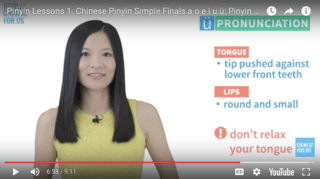 Learn Chinese Pronunciation Online
