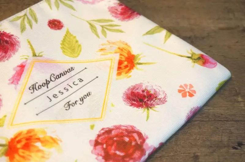 生日禮物客製化手拿包 | 送給她 - 琥珀帆布