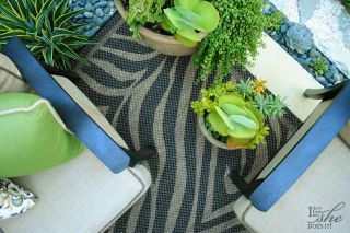 Stylish outdoor with right accessories HDC