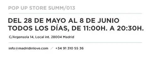 Madrid in Love