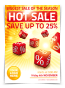 Sale Poster 143