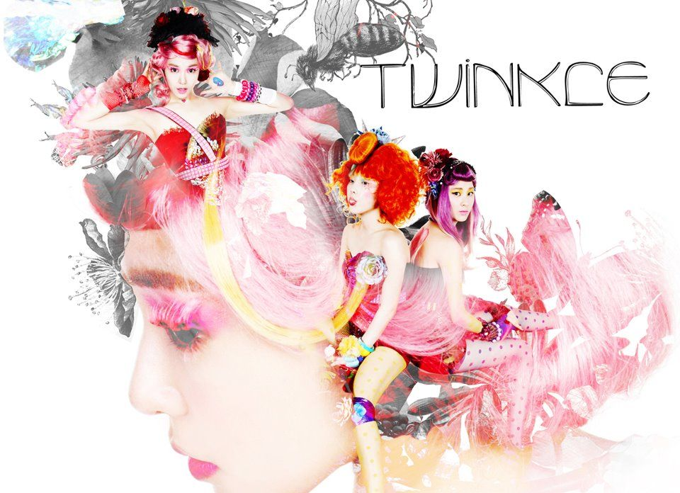 [Mini Album] Girls' Generation-TTS (TaeTiSeo) - Twinkle (iTunes)