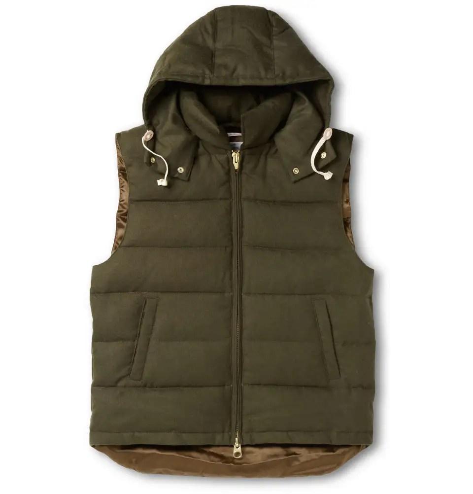 chaleco gant