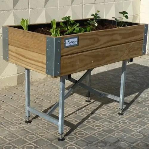Jardines verticales y huertos urbanos