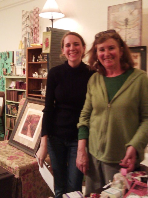 Karen and Jill, the owners