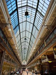 Formerly known as the Colonial Arcade, built in 1898