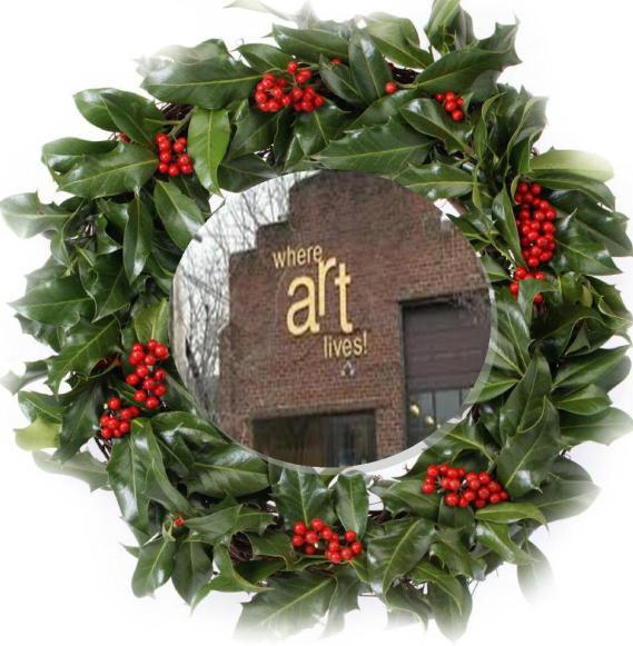 Art House is located at 3119 Denison Ave, just west of the intersection of Denison and W 25 Street in Cleveland
