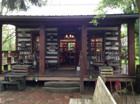 The Log Cabin Gallery in Penninsula OH