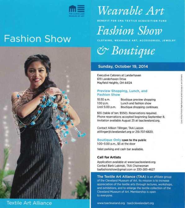 Bloom_TAA Fashion Show