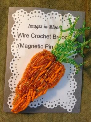Varigated Carrot
