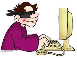 art thief internet