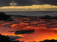 volcan Hawaï