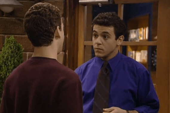 Image result for boy meets world, fred savage