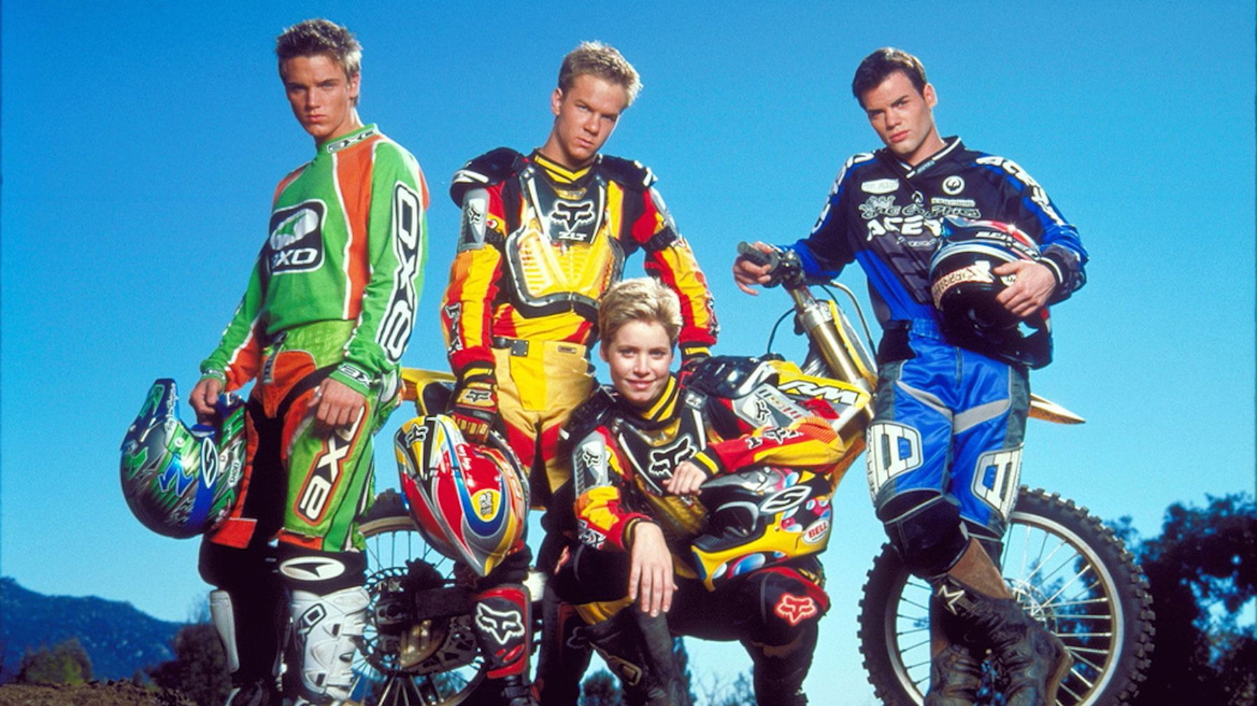 Image result for riley smith motocrossed