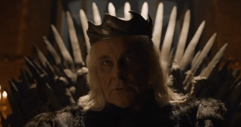 Game of Thrones Mad King
