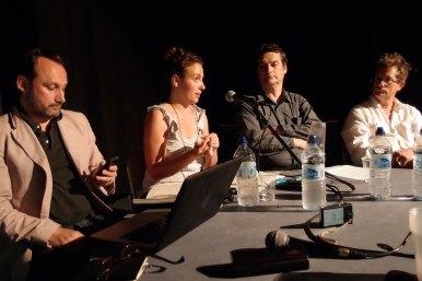Mai 2011, colloque d'Avignon.