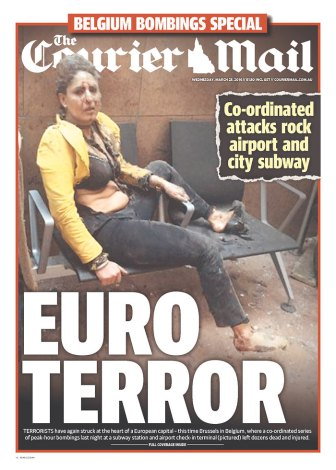 Australie, The Courier-Mail