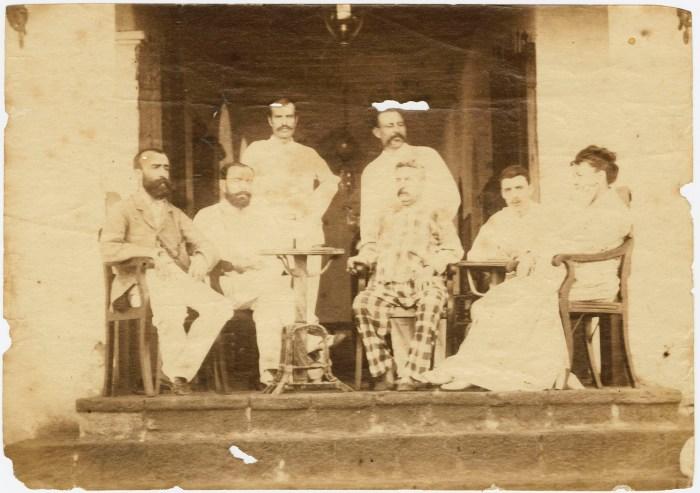 Aden, Hotel de l'Univers, v. 1880.