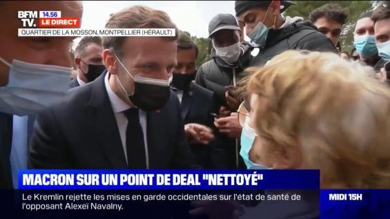 BFMTV, reportage, 19/04/2021.