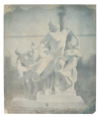 Bayard, groupe du Laocoon, 1839-1840, positif direct, SFP.