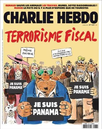Charlie 160406