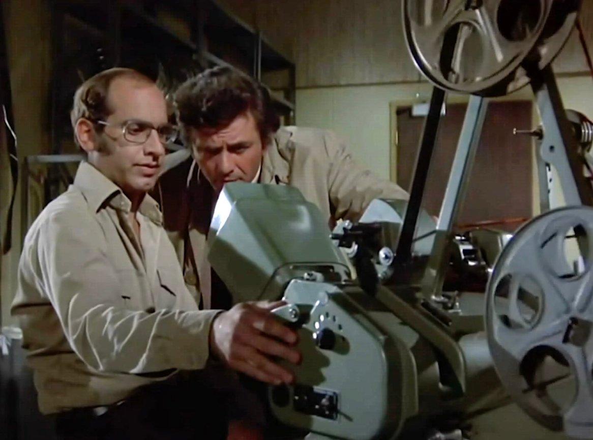 Columbo, Double Exposure, 1973.