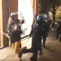 Les violences policières passent au premier plan