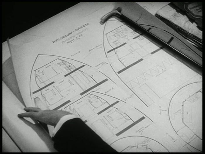 Frau im Mond, Fritz Lang, 1929