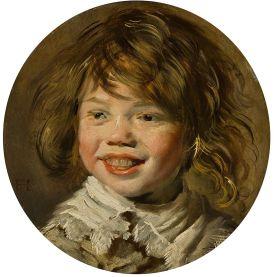 Franz Hals, Jeune garçon riant, v.1620-1625.