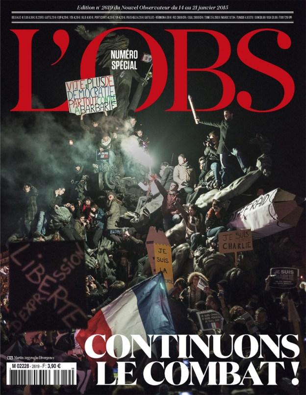 L'Observateur, 14 janvier 2015.