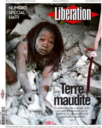 Daniel Morel, Haïti, 12/01/2010.