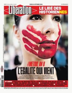 Libération, 11/10/2018.