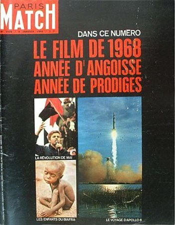 Paris-Match, 04/01/1969.