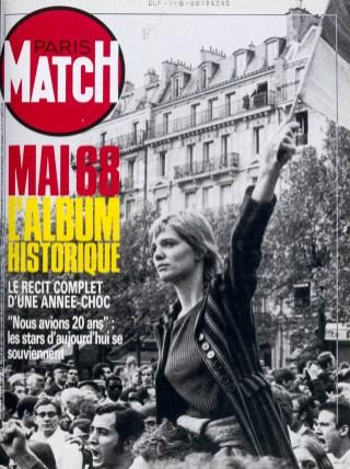 Paris-Match, mai 1988.