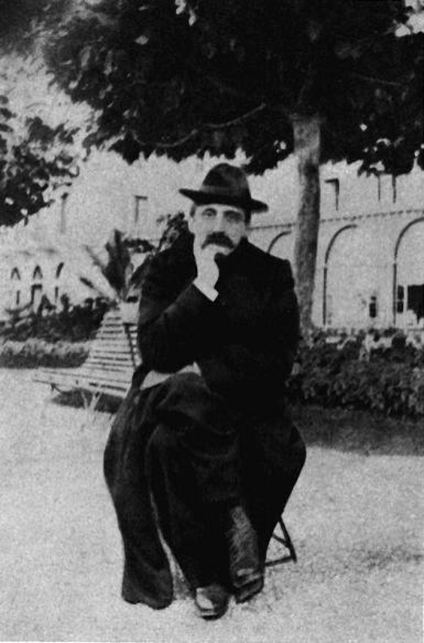 Proust en 1905, Evian.