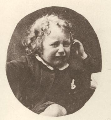 Oscar Rejlander, Darwin, 1872.