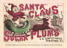 Publicité, 1868.