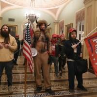 Les images du Capitole, signe d'égarement