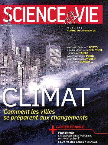 Science & Vie, 2009.