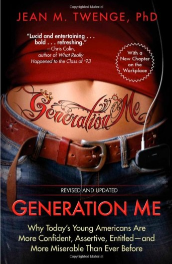 Jean M. Twenge, Generation Me, 2006