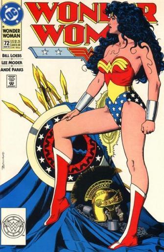DC Comics, 1993.