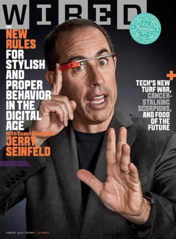 Wired, juillet 2014.