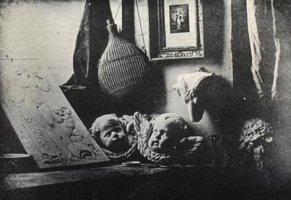 Daguerre, essai, 1837 (SFP).