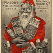 Publicité, Royaume-Uni, 1890.