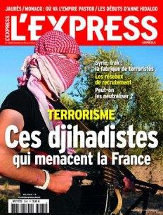 L'Express, 18/06/2014.