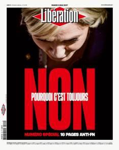 Libération, 02/05/2017.